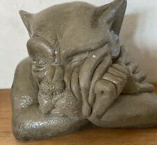 Latex Mould for making this Stunning Gargoyle