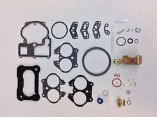 ROCHESTER 2GC CARBURETOR KIT 1975-1978 GM 262-305-350 8 CYLINDER With Float