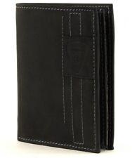 Strellson Richmond Billfold V12 Black Purse Wallet Men's Leather