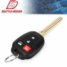 1x Key for Toyota Camry Corolla 2014 2015 2016 2017 Keyless Entry Remote H