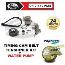 FOR VW POLO 1.4 TDi 75 bhp 1999-2001 TIMING CAM BELT TENSIONER + WATER PUMP KIT
