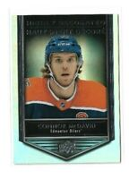2019-20 UPPER DECK TIM HORTONS HIGHLY DECORATED #HD15 CONNOR MCDAVID UD OILERS