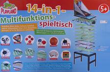 14-in-1 Multifunktions-Spieltisch Tischfußball Billard Tischtennis u.v.m. / NEU!