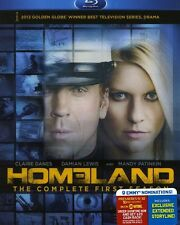 Homeland: The Complete First Season [ Blu-ray Region A BLU-RAY/WS