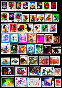 WORLDWIDE 300 DIFFERENT USED STAMPS COLLECTION LOT #K1410