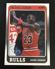 1988-89 Fleer #17 Michael Jordan NM+