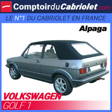 Capote Volkswagen Golf 1 cabriolet - Toile Alpaga Stayfast®