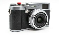 Fujifilm X Series X100T 16.3MP Digital Camera - Silver 【USED】