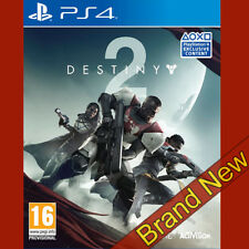 DESTINY 2 - PlayStation 4 PS4 ~16+ Action Online only Game ~ Brand New & Sealed!