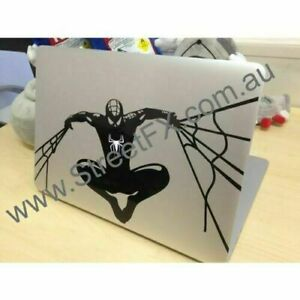 Laptop Spider Man Avengers Sticker Decal Apple Macbook Dell Laptop MSI Asus.