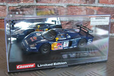 Carrera Evolution 27107 1:32 RED BULL MASERATI MC 12 JMB Racing-Cours'05 Rarität