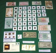New listing ~Huge Auction ! Coins, Currency Gold, Silver Collectibles