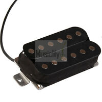 Black 52mm 15K Humbucker Double Coil Bridge Pickup For Electric Guitar New