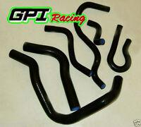 Black silicone hose kit Honda Civic EK4/EK9/EG6 B16/B18 1992-2000 93 94 95 96 97