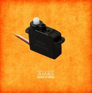 AMAXinno 03AP Nano Analog Servo Parkflyer Shockfly Slowflyer Indoor Micro 3,7g