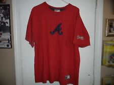 NIKE ATLANTA BRAVES SHIRT SIZE L