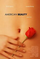 American Beauty Original D/S Rolled Movie Poster 27x40 New 1999 Kevin Spacey
