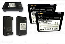 Samsung Galaxy S 4 i537 Active 2X Battery + External Charger IV Four S4 AT&T USA