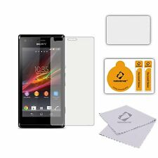 3 x Clear LCD Screen Protector Film Foil Saver for Sony Xperia M (C1904/C1905)