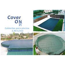 Cubierta para piscina CoverOn 3,00x5,00m. (15,00m2)