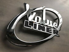 Brand New In Packet Genuine Mack Valueliner Side Bonnet Badge Part # VT-25092466