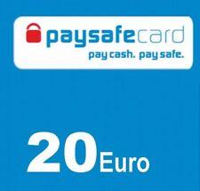 Paysafe Ladebon 20€ Voucher Guthaben Code - Der Versand erfolgt elektronisch