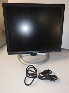 "Dell 1703FPt 15"" LCD Monitor (Includes Power Cord)"