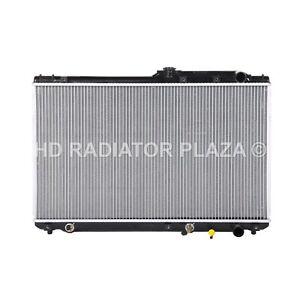 Radiator Replacement For 92-93 Lexus ES300 Toyota Base DLX DX LE SE XLE V6 3.0L