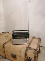 VEF 206 soviet radio LW, MW, 6 SW receiver with power supply USSR 100% working