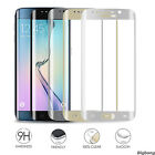 3D Curved Full Cover Tempered Glass Protector For Samsung Galaxy S6 S7 Edge Cell