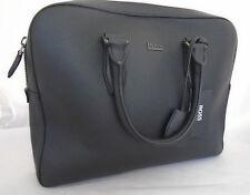 HUGO BOSS Business sac Malton noir rrp £ 430 NEUF