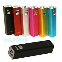 2600mAh USB External Portable Power Bank Backup Battery Charger For Mobile Phone