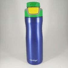 CONTIGO Autoseal Fit Stainless Steel Double Wall Water Bottle 20oz w Handle