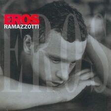 "EROS RAMAZZOTTI ""EROS"" RACCOLTA GREATEST HITS MUSICA ITALIANA"