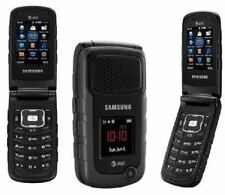 Samsung  Rugby II A847 2MP 3G GPS MobilePhone Black Unlocked 1300mAh