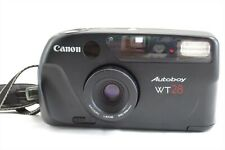【EXC+++】Canon Autoboy WT28 Point & Shoot film Camera w/ Strap from Japan #3529