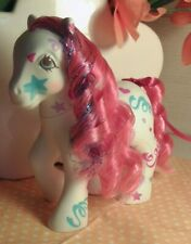 My little pony G1 * Lollipop Birthday Anniversary Pony 1991 *