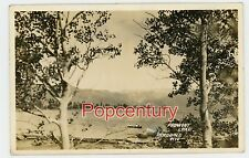 Postcard RPPC 1908 Illinois Joliet  Farragut School Posted AZO