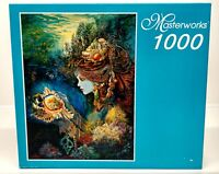 NEW RoseArt Masterworks Daughter of the Deep 1000 PC Jigsaw Puzzle Beautiful