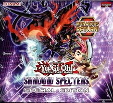 YUGIOH SHADOW SPECTERS SPECIAL EDITION 12 BOX CASE BLOWOUT CARDS