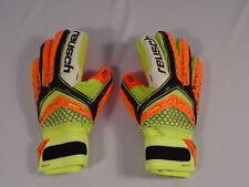 Reusch Soccer Goalie Gloves Pulse PRO M1 Ortho Tec Finger Stay 3672101INV Jr - 5