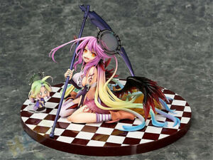 Anime No Game No Life Jibril Great War Ver. 1/7 PVC Figure Toy New in Box