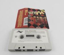 Musicassetta MC Boney M. 32 Superhits The best of 10 years Cassette Tape