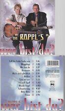 CD--RAPPL'S -1996- -- WER BIN ICH