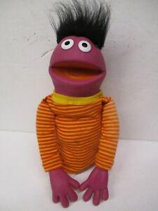 Vintage Original 1970's Sesame Street Franklin Hand Puppet First Generation