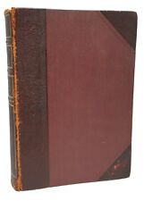 African Game Trails First Edition Theodore Roosevelt 1910 Rare Book