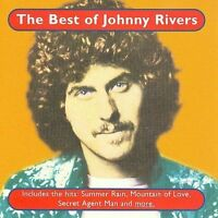 JOHNNY RIVERS The Best Of CD BRAND NEW