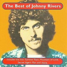 Best of Johnny Rivers [EMI] by Johnny Rivers (CD, Jul-1999, EMI)