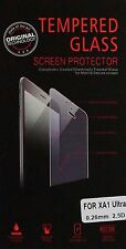 Panzerglas Sony Xperia XA1 Ultra Echtglas 9H Verbundglas Display Schutzfolie