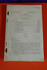 Tm# 2107-5 Air Corps Basic Photography Training Manual Book 1930